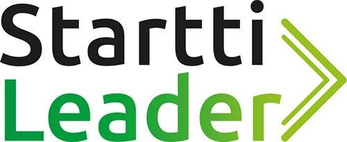 Startti Leader logo